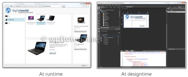 WPF Tutorial | Designtime vs  Runtime
